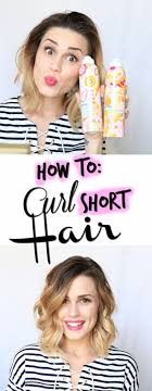 easy curling wand for permed hair best 25 how to curl short hair with a wand ideas on pinterest