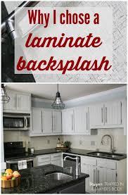 laminate kitchen backsplash 36 best images on kitchen counters