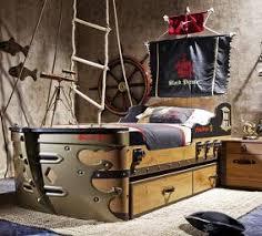 Pirate Ship Bedroom by Fatina çilek Mebel