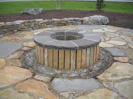 Firepit Stones Fireplaces Pits