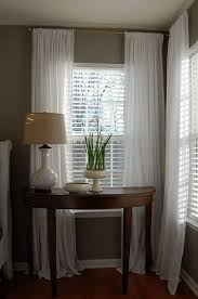 Curtains On Windows With Blinds Inspiration Inspiring Curtains On Windows With Blinds Ideas With Best 20