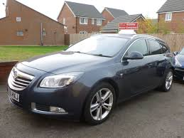 vauxhall insignia estate second hand vauxhall insignia 2 0 cdti 160 sri nav 5dr for sale