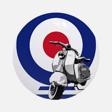lambretta ornament cafepress