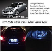 2008 Nissan Altima Coupe Interior 2008 Nissan Altima Ebay