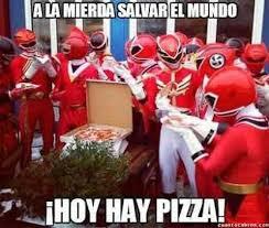Power Ranger Meme - go go pizza rangers meme by glaricema memedroid