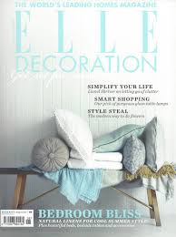 home decor store uk june 2013 issue of elle decoration uk