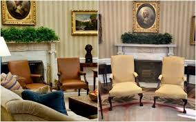 oval office redecoration oval office renovation the white house redesign