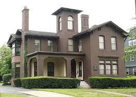 Italian Villa Style Homes | italianate in buffalo