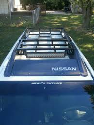 2013 Nissan Frontier Roof Rack by Diy Roof Rack Nissan Xterra Pinterest Roof Rack Diy And