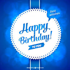 birthday card blue birthday gift box cards birthday greeting cards