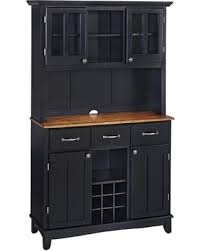 Wood Bakers Racks Furniture Deal Alert 17 Off Home Styles Large Wood Bakers Rack With Two
