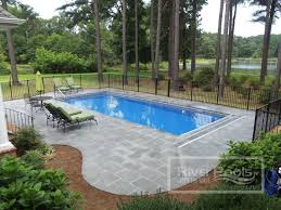 small yard pool is the best small pool design for a small yard