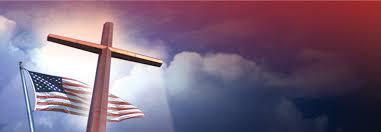Flag With Bible Faith Baptist Church