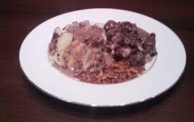 cuisiner les topinambours marmiton recette sauté de chevreuil à l ancienne 750g