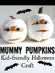 Mummy Crafts For Kids - 13 halloween mummy projects onecreativemommy com