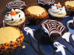 halloween cupcakes pumpkin cupcakes with maple cream chees u2026 flickr