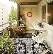 Apartment Balcony Decorating Ideas Art And Design - Designing your apartment