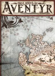 Har Map Aventyr Campaign Setting Map
