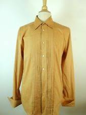 john varvatos cotton blend long sleeve dress shirts for men ebay