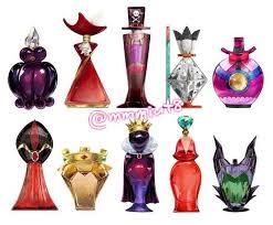 disney villains perfume on the hunt