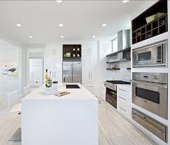 modern white kitchen impressing 30 contemporary white kitchens ideas sleek handleless
