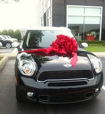 bows for cars presents 8 best mini coopers images on cars mini cooper