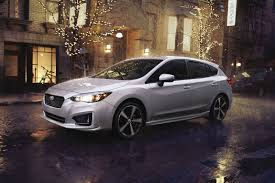 subaru hatchback 2 door 2017 subaru impreza review u0026 ratings edmunds
