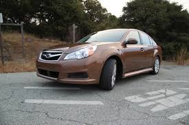 review 2011 subaru legacy 3 6r the truth about cars