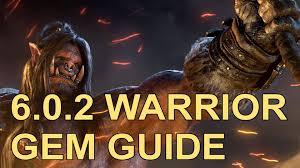 Bajheera Legion Arms Warrior Talent Guide Pve Pvp Bajheera 6 0 2 Arms Warrior Gem Guide 6 0 2 Warrior Info