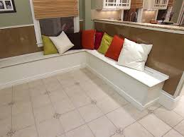 kitchen bench ideas how to build banquette seating how tos diy