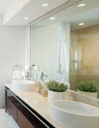 Can Lights In Bathroom Recessed Lighting In Modern White Bathroom Recessed Lighting