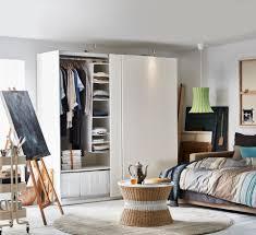 White Bedroom Wardrobes Ikea