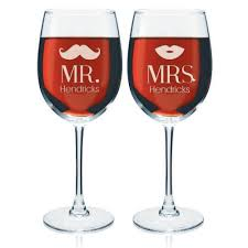 his hers wine glasses anniversaries great gift guide