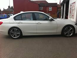 bmw f30 ed alloy wheels change