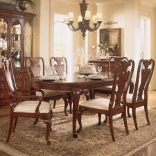 country style dining room sets american drew cherry grove 45th 7 pc oval dining table set