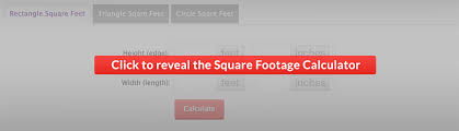square footage calculator how to calculate square footage calc monster