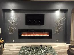 Built In Electric Fireplace Built Electric Fireplace Technology