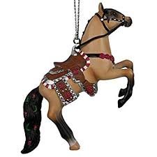 enesco trail of painted ponies trail of tears ornament