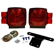 utility trailer light bulbs blazer international trailer l kit 5 1 4 in stop tail turn