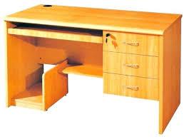 bureau enseignant table de bureau en bois table pour ordinateur de bureau ordinateur