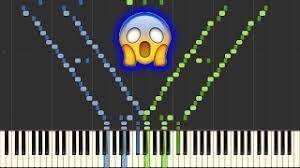 tutorial piano canon et télécharger canon rock version piano tutorial synthesia sheet