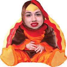 miranda sings thanksgiving sticker by imoji for ios android giphy