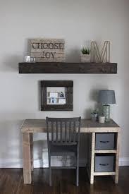 beautiful diy home office desk ideas diy office classic standing