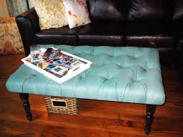 Upcycle Ottoman Beautiful Tufted Ottoman Table Upcycle Home Design Pinterest