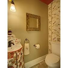 Powder Room Remodel Eclectic Powder Room Decorating Bathroom Design By Tracey