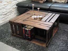 Wohnzimmertisch Kiste Couchtisch Selber Bauen Weinkisten Mobelplatz Com