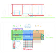 Fema Trailer Floor Plan by Can Transformers Architecture Save The World Architizer