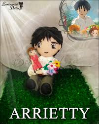 borrower arrietty sentimentaldolliez deviantart