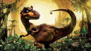 hd widescreen wallpaper ice age dawn dinosaurs