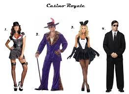 casino royale theme costumebox